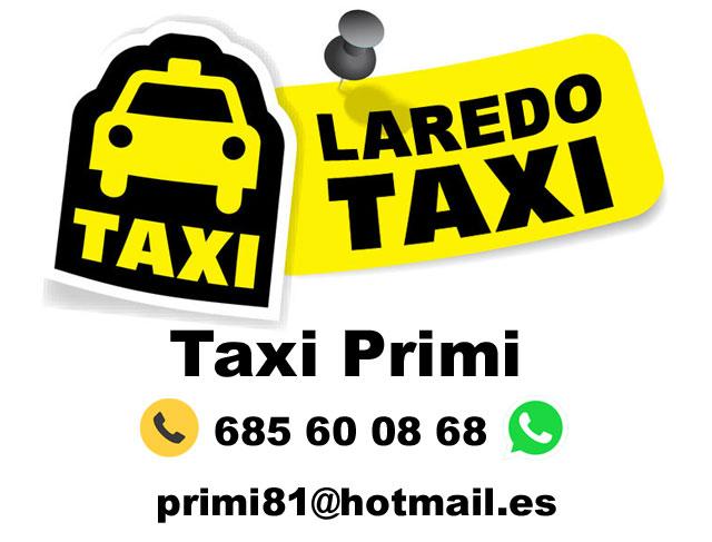 Laredo Taxi Contacto